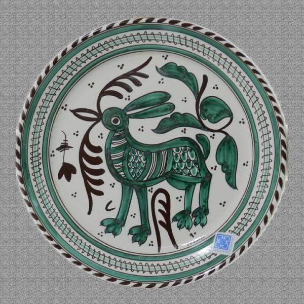 Plato ciervo