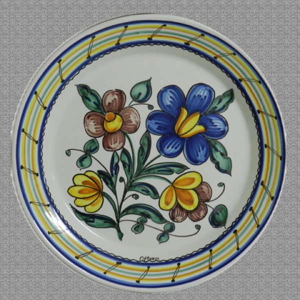 Plato flores 1
