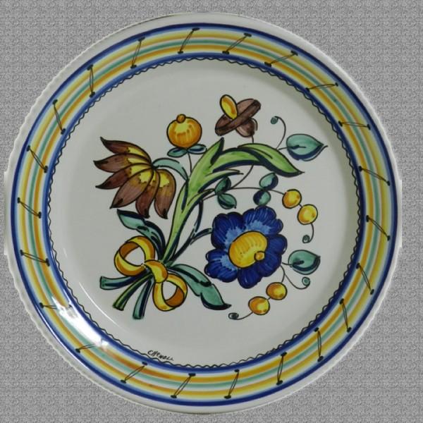 Plato flores 2